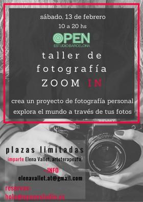 TU proyecto de fotografía personal. Zoom In.